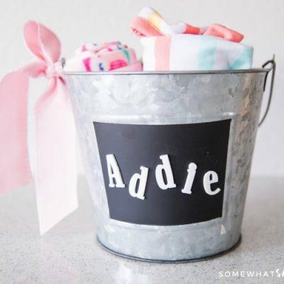 Baby Shower Gift for Girls