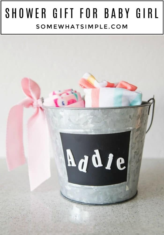 Baby Shower Gift Idea for baby girls