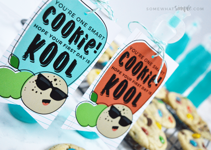 smart cookie back to school gift for students