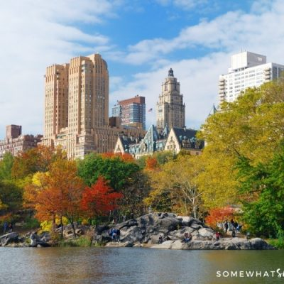 Fall In New York || New York City Travel Tips