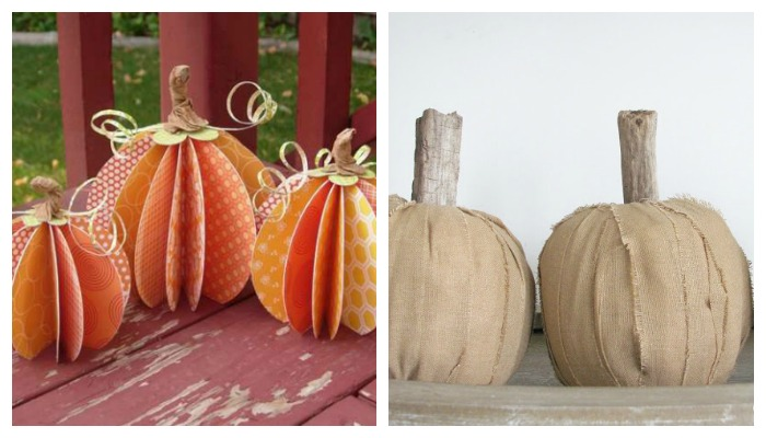 Decorative Pumpkins 5