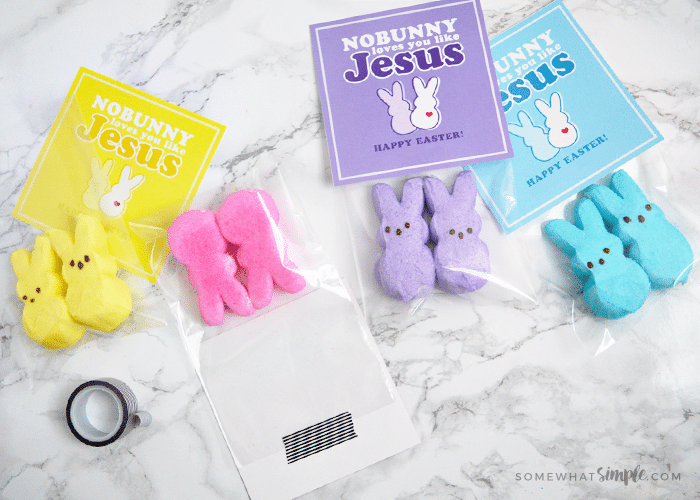 easter gifts for primary