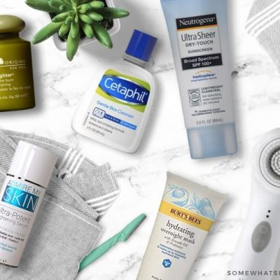 Favorite Face Products