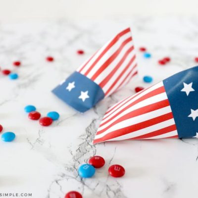 4th of July Candy Gift